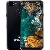 Teracube 智能手機(GSM 未鎖定,6GB RAM / 128GB 存儲,雙卡,SD 卡)