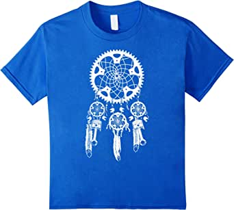 Motocross Dreamcatcher MX shirt tee t-shirt gear 皇室蓝 Kids 10