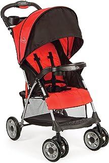 Kolcraft Cloud + 轻型婴儿车,有5 点*系统和多座位躺椅