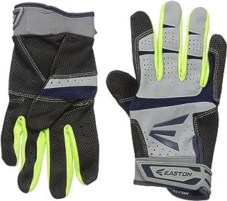 Easton HS9 Neon Batting Gloves