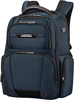 SAMSONITE Pro-DLX – 笔记本电脑休闲背包 44 厘米 20 蓝色(牛津蓝)