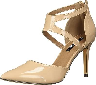 Michael Antonio Lenni 女士高跟凉鞋 肤色 5.5 M US