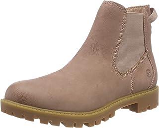 Tamaris 女士 25401-21 切尔西靴 Pink (Rose 521) 38 EU