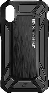 iPhone X 元素手机壳EMT-322-176EY-01 iPhone X 黑色