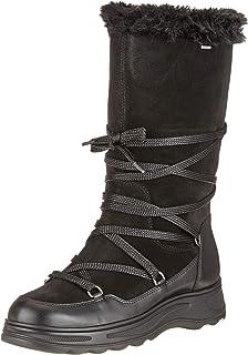 Geox 健乐士 女式 D Hosmos B ABX B 雪地靴