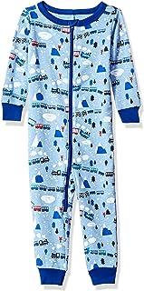 Gymboree 男婴 1 件紧身长袖睡衣