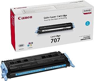 Canon 佳能 707 C 原装墨盒 Cian 适用于 ISensys 激光打印机