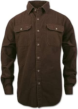 Arborwear Men's Timber Chamois Shirt 栗色 XX-Large