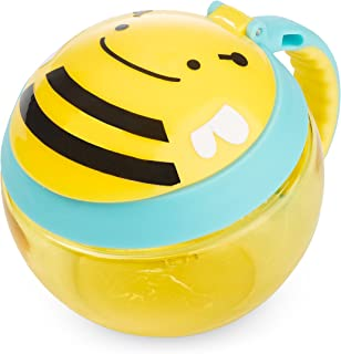 Skip Hop 宝贝动物园小童 / 幼儿零食杯 蜜蜂