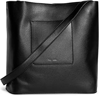 Pixie Mood Trisha 12 x 11.5 人造皮革斜挎包手提包