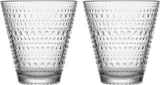 Iittala 玻璃杯,高xØ9.7x9cm