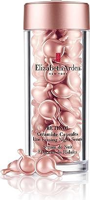 Elizabeth Arden 伊丽莎白雅顿 视黄醇神经酰胺 夜间多效胶囊精华液,60粒
