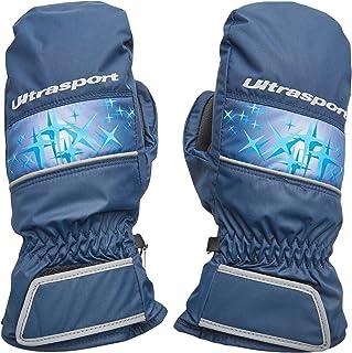 ultrasport 儿童基本 starflake 滑雪手套