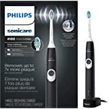 Philips 飞利浦 Sonicare ProtectiveClean 4100可充电电动牙刷,黑色HX6810/50