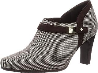 TEANE 浅口鞋 TN1747_BRN-TX_24 女士 棕色纹理24.0 cm 2_e
