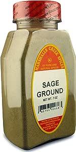 Marshalls Creek Spice Co. SAGE GROUND 7 盎司