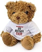 GREATEST BIG BROTHER EVER - 泰迪熊 - 可愛柔軟可愛 - *勵禮物 禮物 生日圣誕