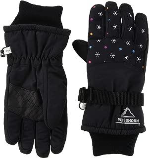 TAKIHIO 防水防风防水内衬 保暖手套 333560932 儿童 星黑色 日本 6-7 (日本サイズ120 相当)