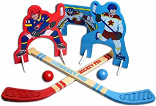 T.s. Shure Wooden 室内外冰球专业游戏套装