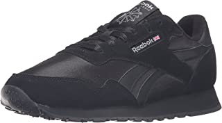 Reebok 男士皇家尼龙经典运动鞋时尚 Black/Black/Carbon 15 M US