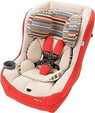美版Maxi-Cosi 迈可适 儿童安全座椅 Pria 70 Special Edition Bohemian Red 波西米亚红 适合4-32KG,约0-8岁 18KG以下可反向安装,带美标latch三点式接口(适用isofix接口+latch上拉带),isofix或者安全带安装均可 头部双气囊,吸能底座,美版特有胸前分能环扣,带婴儿腰部支撑座垫,可三档角度调节,头枕高度可调[跨境自营]