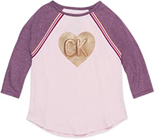 Calvin Klein 女童 T恤半袖