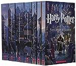 (进口原版) Harry Potter the Complete Series 哈利波特15周年纪念版