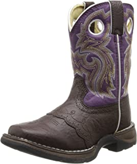 Durango 中性-儿童 BT286 Lil' 8 Inch Saddle - K