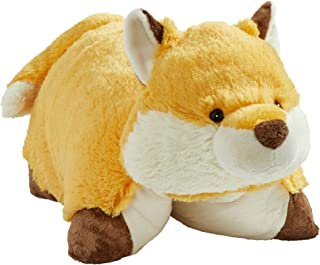 "Pillow Pets Wild Fox 大号角色枕头 36 months to 1200 months 18"" Stuffed Animal Plush Toy Wild Fox"
