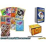 50 张口袋妖怪卡,V Max 超罕见卡包括稀有、箔片和金土拨鼠*宝盒!