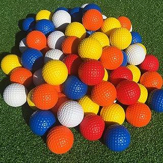SkyLife 高尔夫练习球,柔软高尔夫泡沫球,适用于室内室外后院训练