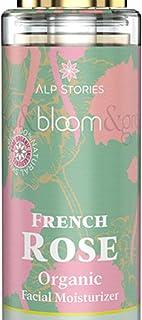 *法国玫瑰面霜(含维生素 A)适用于所有肤质 - 意大利制造 AlpStories | Bloom