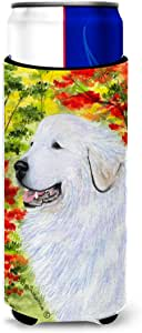 Great Pyrenees Michelob Ultra Koozies for slim cans SS8235MUK 多色 Slim