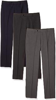 ORIHICA 立裆 西装裤 实惠3条套装 可水洗 运动方便 弹性十足