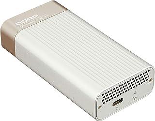 QNAP 单端口 Thunderbolt3 至单端口 SFP+ 适配器 (QNA-T310G1S)