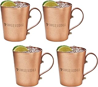 Virus Vodka Monster Moscow Mule 马克杯 铜色 14 oz
