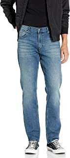 Calvin Klein 男士 直筒牛仔裤