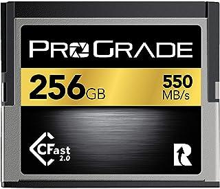 ProGrade 数字嵌入 CFast 2.0 存储卡 256GB