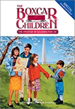 The Mystery in Washington D.C. (The Boxcar Children Specials Book 2) (English Edition)