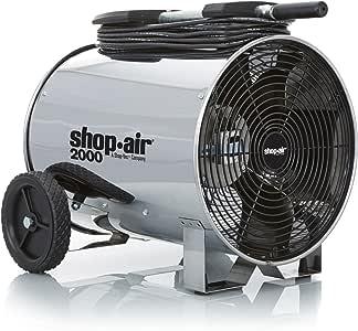 Shop-Air a Shop-Vac Company 1/3 hp 便携式吹风机,14 英寸