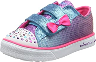 Skechers Kids Twinkle Breeze-Sweet Starlet Sneaker