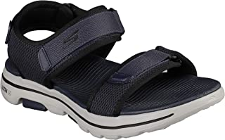 Skechers 斯凯奇 Go Walk 5 Peepto男士凉鞋