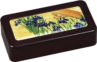 彩光舍 摆件 - 7.5×14.5×3.5cm 彩光舍 七宝烧 印章盒 钥匙扣 121-07