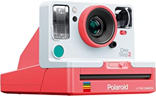 Polaroid Original-One Step 2 View Finder Instant i-Type 相机9018 珊瑚色