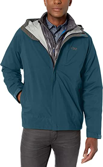 Outdoor Research M's Guardian 夹克 XX-L 蓝色 269167-1566-XXL