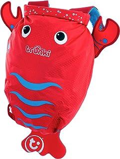 英国Trunki PaddlePak防水背包-大龙虾(2-6岁)TR0113-GB01