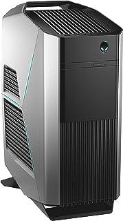 Dell 戴尔 Alienware Aurora R7 台式机(Intel 英特尔 Core 酷睿 i7 8700 1TB Optane 傲腾 16GB NVIDIA GeForce GTX 1070 带 8GB GDDR5 8x DVD +/-RW Win 10 家庭版 64 位 德国版)银色