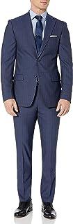 DKNY 男式修身柔软西装