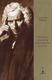 Tristram Shandy and A Sentimental Journey (Modern Library) (English Edition)