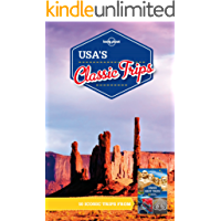 Lonely Planet USA's Classic Trips (Travel Guide)